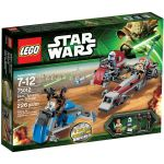 LEGO STAR WARS Барк спийдър с кош, Barc Speeder with Sidecar, 75012