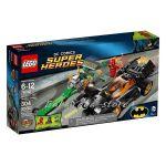LEGO Конструктор SUPER HEROЕS БАТМАН: ПРЕСЛЕДВАНЕ НА ЗАГАДКАТА Batman: The Riddler Chase - 76012