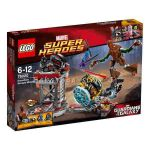 LEGO Конструктор SUPER HEROЕS Бягство от Ноууеър Knowhere Escape Mission - 76020