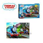 Ravensburger ПЪЗЕЛ за деца с влакчето ТОМАС и приятели от Thomas & Friends (35 части), 087105