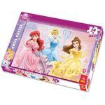 Trefl ПЪЗЕЛ за деца с героите на Дисни Принцесите, 24 части Макси, 14125