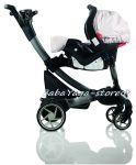 Graco КОШНИЦА за бебе Baby Junior Biscuit за детска количка 4moms ОРИГАМИ - беж