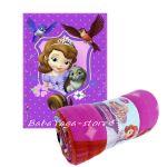 Детско одеяло Принцеса София Първа - Princess Sofia The First fleece blanket