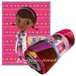 Kids fleece blanket Doc McStuffins, 7277