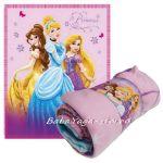 Детско одеяло ПРИНЦЕСИТЕ Princess fleece blanket Butterfly, 7251