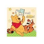 Winnie The Pooh hand towel 30x30 cm