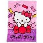 Хавлия за лице Хелоу Кити - Hello Kitty hand towel 40x60cm