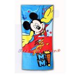 Детска Хавлия (70x140cm) Мики Маус, Mickey Mouse beach towel, 820148