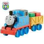 Fisher Price Моят Първи Томас - My First Thomas Engine & Troublesome Truck - BCX71
