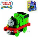 Fisher Price - Thomas & Friends Talking PERSY от серията Take-n-Play Light & Sounds - T0932