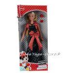 Simba Steffi Love КУКЛА Срефи с вечерна рокля от серията МИНИ МАУС (29 см) - 105745874