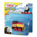 Fisher Price - Thomas & Friends Dart (RESTED) от серията Take-n-Play - V8979