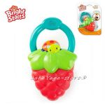 Bright Starts Strawberry Vibrating Teether, 9312