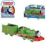 Fisher Price ЛОКОМОТИВ ХЕНРИ Thomas & Friends Motorized Henry Engine от серията TrackMaster™ BML10