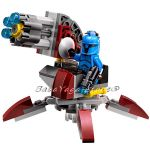 LEGO STAR WARS Senate Commando Troopers - 75088