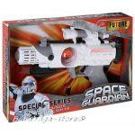 Space Guardian Детско оръжие Космически бластер с батерии - 6188