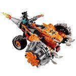 LEGO CHIMA Scorching Blades 70149