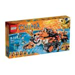 LEGO Конструктор CHIMA Tiger's Mobile Command - 70224