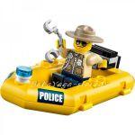 LEGO City Бандитско скривалице в блатото Crooks' Hideout - 60068