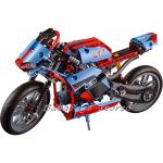 ЛЕГО ТЕХНИК Шосеен мотор LEGO Technic Street Motorcycle, 42036