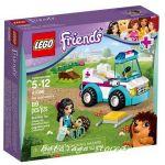 LEGO Friends Vet Ambulance - 41086