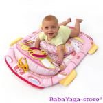 Bright Starts Activity Gym Tummy Cruiser, 8819