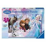 Ravensburger ПЪЗЕЛ за деца ЗАМРЪЗНАЛОТО КРАЛСТВО Frozen Puzzle - 087662
