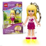 Lego Friends LED Keyring Key Chain Key Light Torch - Recreation STEPHANIE