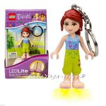 Lego Friends LED Keyring Key Chain Key Light Torch - Recreation Andrea