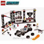 LEGO Конструктор SPEED Champions Боксът на McLaren Mercedes Pit Stop  - 75911