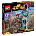 LEGO SUPER HEROES Attack on Avengers Tower - 76038