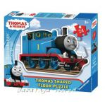 Ravensburger Thomas & Friends: Thomas The Tank Engine 24 Piece Shaped Floor Jigsaw Puzzle, 053728