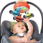 Bright Starts Активна гимнастика Start Your Senses™ Developmental Activity Gym - 8966