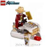 2015 LEGO ULTRA AGENTS Невидимо бягство със злато Invizable Gold Getaway - 70167