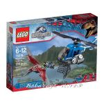 2015 LEGO Jurassic World Pteranodon Capture Set - 75915