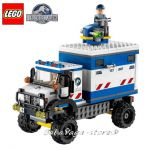 2015 LEGO Jurassic World Raptor Rampage - 75917