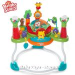 Bright Starts Детски музикален център Having A Ball Explore & Roar Activity Jumper - 60371
