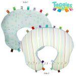 Bright Starts ВЪЗГЛАВНИЦА за кърмене с вибрации - Mombo Taggies Little Friends 60064