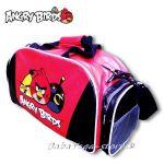 Детска спортна чанта (САК) кожена с Ядосани птици - Angry Birds sport bag