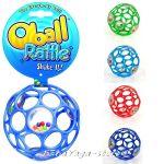 ТОПКА с топченца от RhinoToys Oball Rattle - 81031