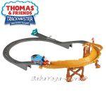 Fisher Price Игрален комплект Мостът, Thomas & Friends Revolution Breakaway Bridge Set  от серията TrackMaster, CDB59