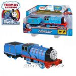 Fisher Price Влакче ЕДУАРД Thomas & Friends Motorized EDWARD Engine от серията TrackMaster™ BML11