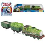 Fisher Price Влакчето ГАТОР, Thomas & Friends Motorized GATOR Engine от серията TrackMaster, BDP06