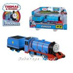 Fisher Price Влакче ГОРДЪН, Thomas & Friends Motorized GORDON Engine от серията TrackMaster, BML09