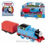 Fisher Price Влакче ТОМАС, Thomas & Friends Motorized THOMAS Engine от серията TrackMaster, BML06