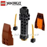 LEGO Конструктор Нинджаго NINJAGO Airjitzu Cole Flyer - 70741