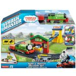 Fisher Price Игрален комплект Thomas & Friends Percy's Mail Delivery Set от серията TrackMaster™ BHY57