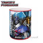 Кутийка за моливи метална Трансформърс - Transformers pensil box 275521