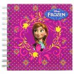 Дневник с твърди корици Disney Елза и Анна от Замръзналото кралство, цвете - 338743