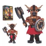 Minotaurus Building Set, Bloco Toys, 11003